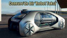 Renault, EZ-GO'nun dünya prömiyerini Cenevre'de yapıyor