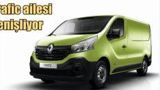 Renault'dan Trafic ailesine kışa şasi takviyesi