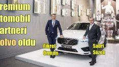 Volvo, Beşiktaş'ın 'Premium Otomotiv Partneri' oldu