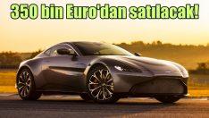 Aston Martin Vantage Türkiye'ye ne zaman gelecek?