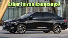69 bin 900 TL'ye Fiat Egea Sedan sahibi olma fırsatı!