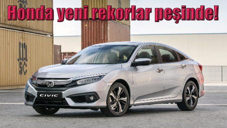 Avrupa'da en fazla Honda satan ikinci ülke olduk