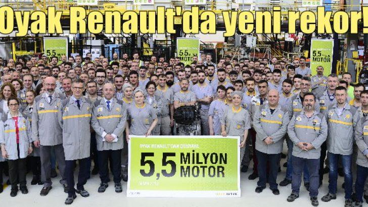 İhracatın üçte biri Oyak Renault'dan!