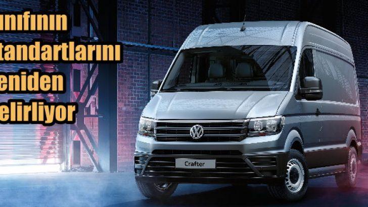 Yeni Crafter Türkiye'de satışa sunuldu