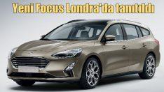 Yeni Ford Focus Londra'da tanıtıldı!