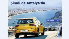 Kiralamanın hızlı oyuncusu Avec Car Rentals şimdi de Antalya'da