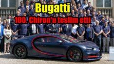 Sadece 500 adet Bugatti Chiron üretilecek!