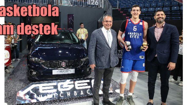 Türk basketboluna Fiat'tan destek!