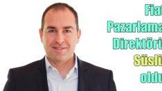 Tofaş'ta, Fiat Pazarlama Direktörlüğü görevine Özgür Süslü atandı
