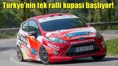 Fiesta Rally Cup son sürat devam ediyor