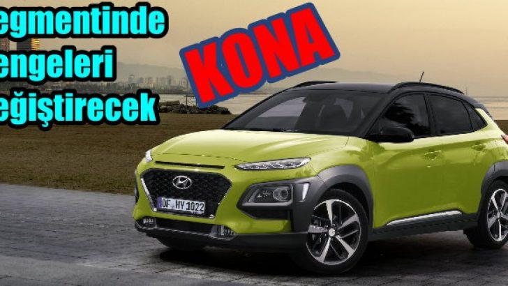 Rüzgaraltından gelen otomobil: Hyundai KONA