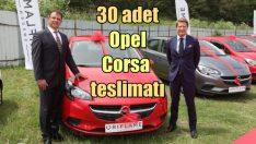 Oriflame, direktörlerini Opel Corsa'yla ödüllendirdi