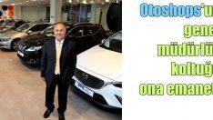 Otoshops'un yeni genel müdürü Murat Aydın oldu