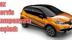 Renault ve Dacia'da 'Yaz Servis Kampanyası' başladı