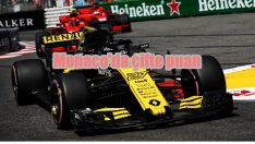 Renault F1 Takımı iki yarış aracıyla ilk 10'da!