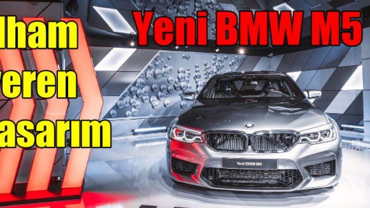 Yeni BMW M5 görücüye çıktı
