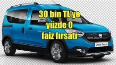 Dacia Haziran'da faizleri sıfıra indirdi