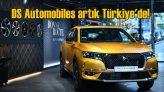DS Automobiles, Türkiye'ye DS7 Crossback'le giriş yaptı