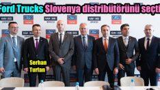 Ford Trucks Avrupa'daki büyümesini Slovenya'yla sürdürüyor