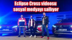 Mitsubishi, Eclipse Cross reklamıyla sosyal medyayı sallıyor