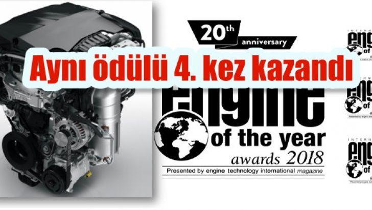 PSA'nın 1.2 litrelik motoru 'Yılın Motoru' ödülünü kazandı