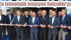 TÜVTÜRK'ten Konya'ya 9. istasyon
