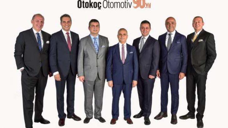 Otokoç Otomotiv'de yeni dönem için önemli atamalar