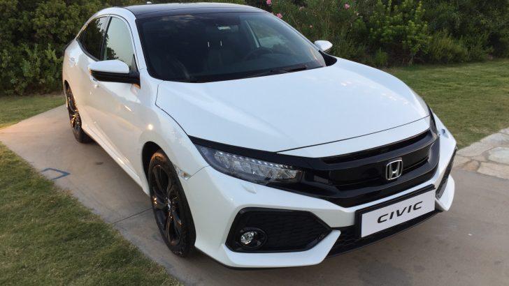 Yeni Honda Civic Sedan Otomatik
