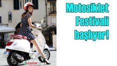 Castrol motosiklet festivaliyle farkındalık peşinde!