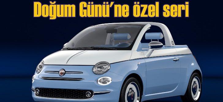 Fiat 500'ün doğun gününe özel Spiaggina 58 serisi