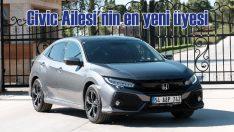 Honda Civic Sedan Ailesine 'Dizel Otomatik' seçeneği