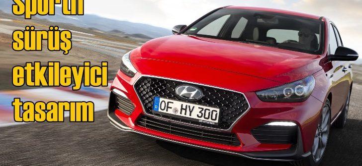 Performans tutkunlarına özel: Hyundai i30 N Line