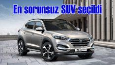 Sınıfının en sorunsuz SUV'si Hyundai Tucson oldu!