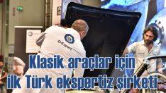 TÜV SÜD D-Expert'ten Türkiye'deki ilk klasik araç ekspertizi