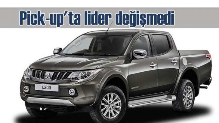 Yılın Pick-up'ı ödülünün sahibi değişmedi: Mitsubishi L200!