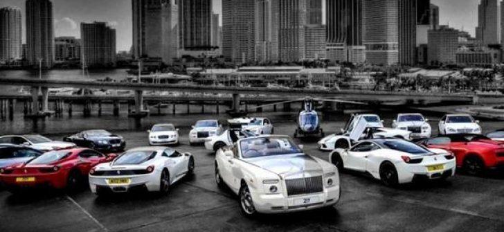 Türkiye'nin en çok satan lüks otomobilleri!