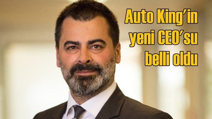 Auto King'e yeni CEO atandı