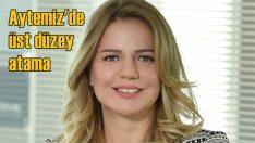 Doğan Holding'ten Aytemiz'e yönetici transferi