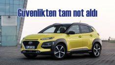 Hyundai Kona güvenlikte zirveye ulaştı