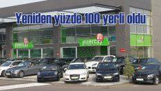 Intercity Mitsubishi'ye sattığı hisseleri geri aldı