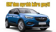 Opel 20 yıl sonra kâr etti!