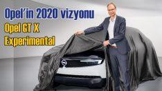 Opel GT X Experimental yüzünü gösterdi