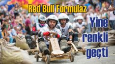 Karadeniz'in en büyük festivali Red Bull Formulaz yine renkli geçti