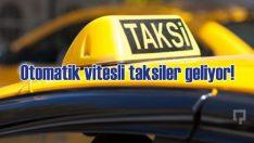Ticari taksiler C segmenti de olacak
