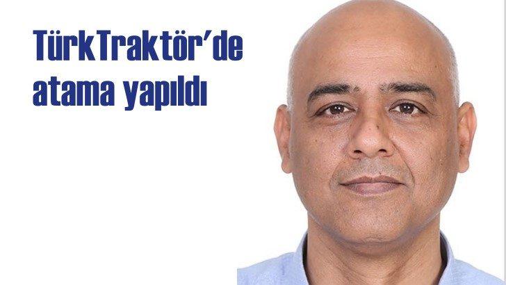 TürkTraktör'de Ar-Ge'ye atama yapıldı