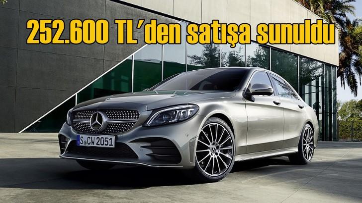 Mercedes C Serisi Ailesi yenilendi