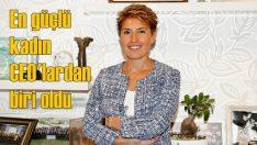 Nilüfer Günhan Türkiye'nin en güçlü 50 kadın CEO'sundan biri oldu