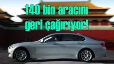 BMW 140 bin aracını geri çağırıyor!