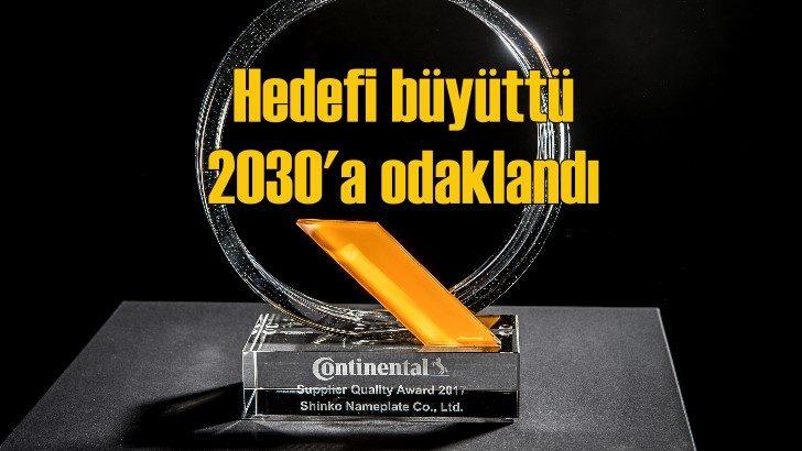 Continental 2030 yılına odaklandı
