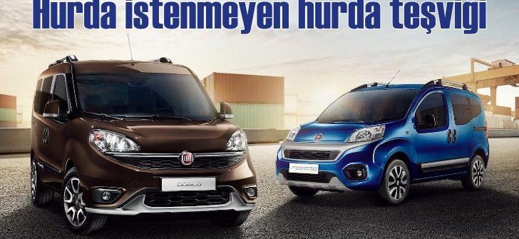 Fiat, 'Hurda İstemeyen Hurda Teşviği' kampanyası başlattı!